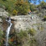 watervallen wandeling