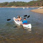 kayak op fernandaires 2