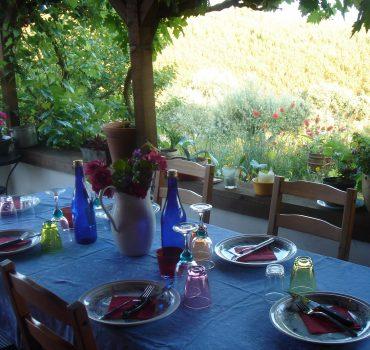 Castello gedekte tafel 2